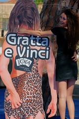 Grattati che Vinci (ObiOne 54) Tags: show del mediterraneo sicily motor hostess palermo sicilia luana fiera fieradelmediterraneo sonyalpha obione grattaevinci palermophotoworld palermomotorshow motorshowfieradelmediterraneopalermo