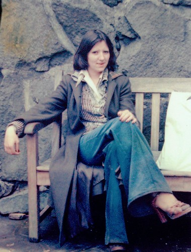 Lilian Cartmill, Edinburgh Zoo,1977