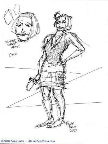 Dr. Sketchys SF may 2010