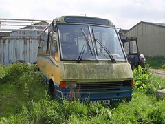 EASTERN COUNTIES 788 E45OAH COLTISHALL 240504 (David Beardmore) Tags: greatyarmouth derelict mcw metrorider easterncounties metrocammellweymann jordansofcoltishall e45oah