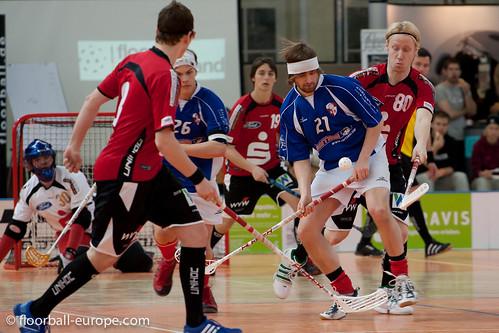 final4 / Floorball Deutschland-Pokal FINALE - UHC Sparkasse Weißenfels - ETV Hamburg - 16.05.2010