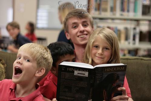 Bookworm Buddies!