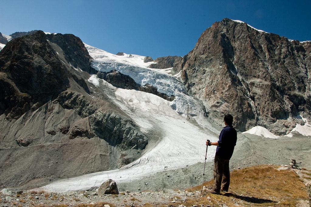 more glaciers