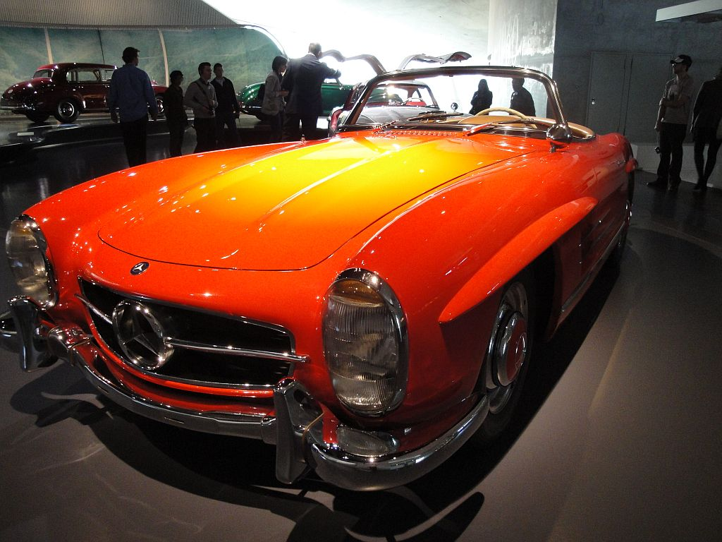 Mercedes Benz 300 SL Roadster