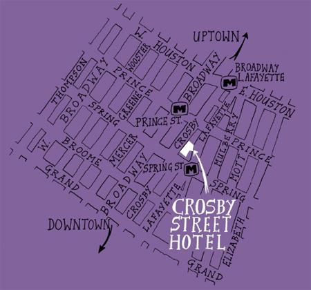 crosby street hotel 3