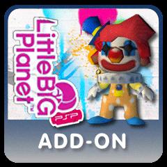 LittleBigPlanet PSP - Circus Costume