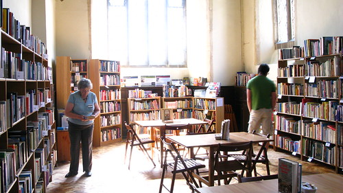 chantry chapel book shop