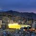 Bolivia. La Paz.  Estadio Olímpico de La Paz Hernando Siles