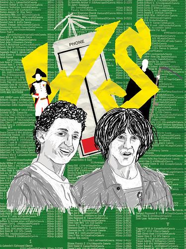Bill & Ted: Wyld Stallyns!