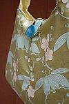 Amy Butler Floral Swing Bag