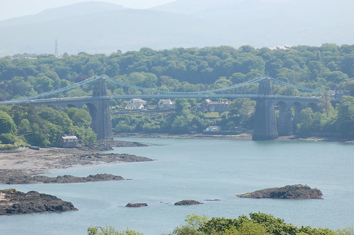 Menai Bridge May 10 1