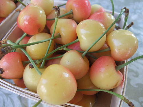 Cherries from Rhoads Farm Market