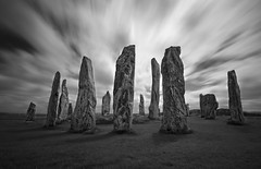 Callanish Standing Stones (Graham Stirling) Tags: bw standing nikon stones stirling lewis callanish graham d300 nd30 leefilters tokina1116f28
