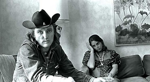 Dennis Hopper and wife Daria Halprin by Robert Altman