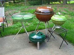 The Charcoal Grill Collection