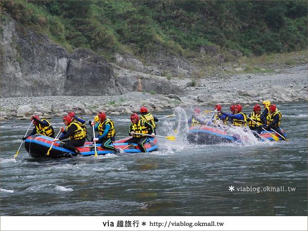 【花蓮旅遊】暑假玩花蓮最消暑的玩法~秀姑巒溪泛舟啦!13