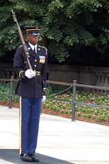 Guard ready set march (t.kelly62) Tags: inspection rifle guarding usarmy tomboftheunknownsoldier precise 21gunsalute