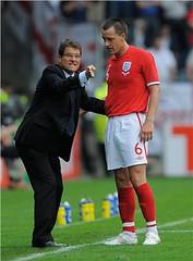 Japan vs England friendly-2010 World Cup South Africa (JaKe 1 0 2 9 3 8 4 7 5 6) Tags: world afri