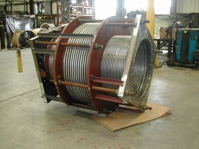 "24"" Inline Pressure Balanced Expansion Joints for a Petrochemical Plant in Venezuela"