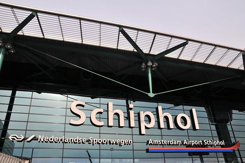 Schiphol - Nederlandse Spoorwegen