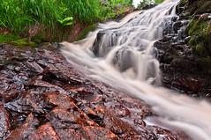 Duchesney Falls ND Filters 1 (CUCKOOPHOTHOG) Tags: camera ontario lens landscape waterfalls nd 12 filters 06 hitech province northbay canadianshield treesplants nikond300 tokinaatx116 duchesneyfalls hoyalpfpolarizercir