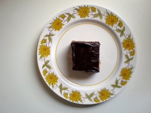 peanut butter brownies 9