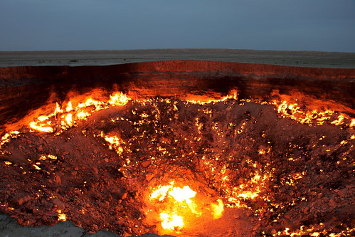 So not so scared anymore right? If you want to take a gaze at the awesome natural phenomenon maybe it\u0027s worth the long trek out to Central Asia. & Illluminost: Hell\u0027s Door Turkmenistan Dare to Take A Gaze at Hell? Pezcame.Com
