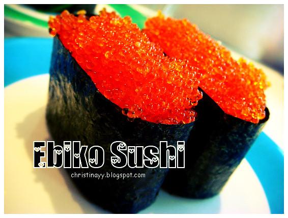 Brisbane Day 1: Ginga Japanese Sushi Bar