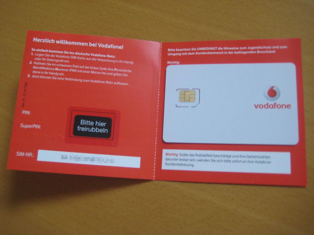 Nano Sim Karte Vodafone.The World S Newest Photos Of Sim And Vodafone Flickr Hive Mind