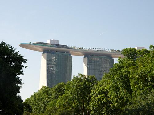 綠意圍繞的金沙綜合娛樂城