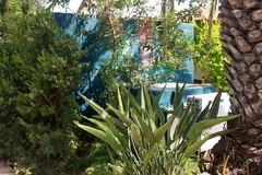 Wohnhäuser im Kibbuz