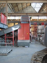 Becon Dry Waste RMF7 (siftnz) Tags: wood foundry paper timber gas cardboard rubbish waste recycling landfill plastics becon katevalleylandfill drywaste recoveredmaterialsfacility