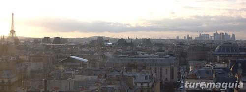 Por-do-sol Paris