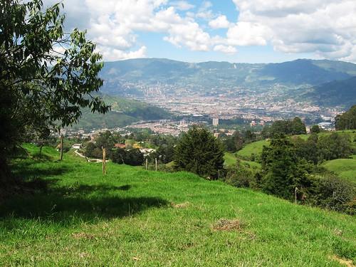 Paisajes de mi país: Colombia