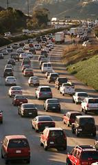 sprawl-induced traffic (courtesy of ULI)