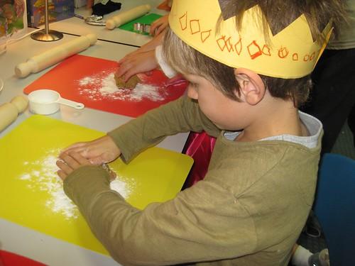 Day 159 - Making Gingerbread Men