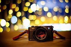 Leica is the future of recollection and is the art of recollection (moaan) Tags: camera leica night digital lens 50mm light