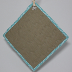 Potholder B - Back