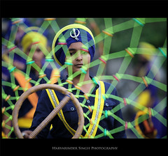 Skill (Harvarinder Singh) Tags: blue people india men colours culture sikhs turban punjab royalty khalsa ludhiana gatka dumalla nihangs gurugobindsinghji nagarkeertan canon70200mmf28isl canoneos5dmarkii sikhmartialart harvarindersinghphotography harvarindersingh
