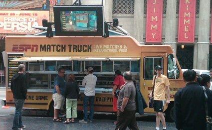 ESPN Match Truck