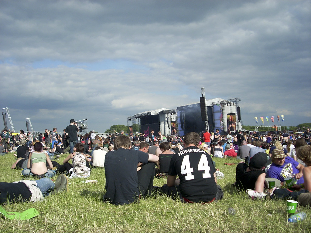 The World's Best Photos of donington and megadeth - Flickr Hive Mind