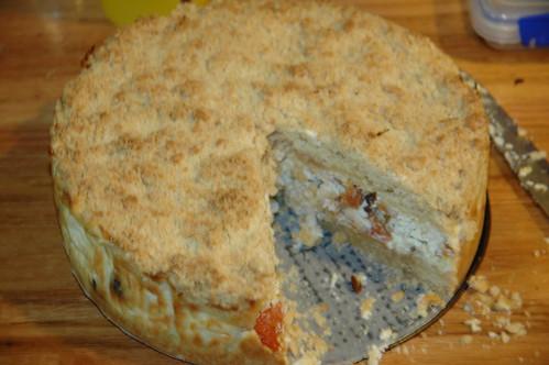 Ricotta Cake 1