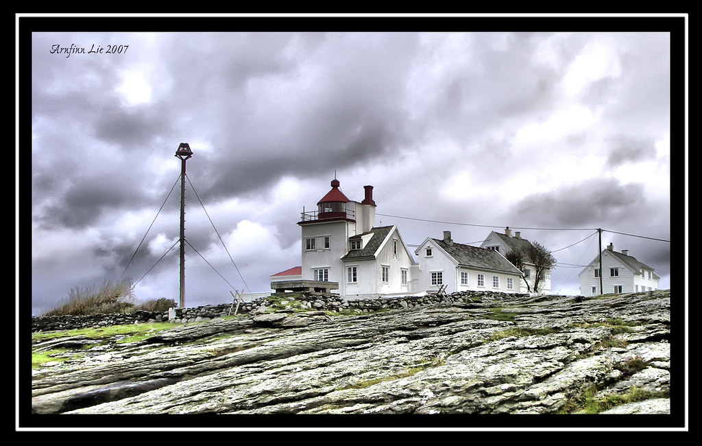 Tungenes Lighthouse