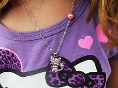 Trinity's necklace she made