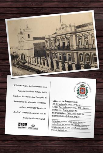 Museu de História da Medicina por Museu de História da Medicina do  RS.