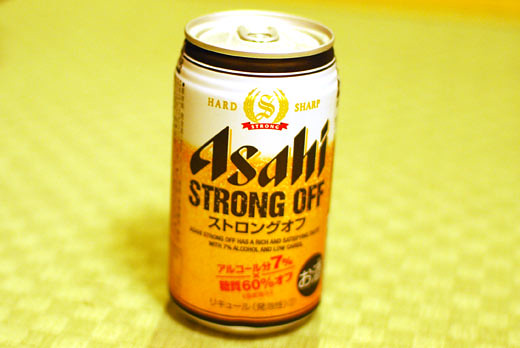 Asahi Strong Off