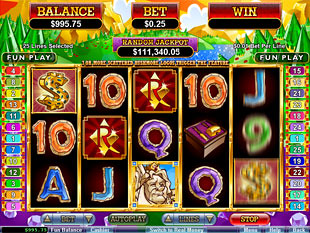 Rushmore Riches slot game online review