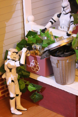 Steve and Stan Want to Remind Everyone to Recycle