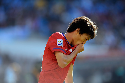 Lee Chung-Yong Football Soccer
