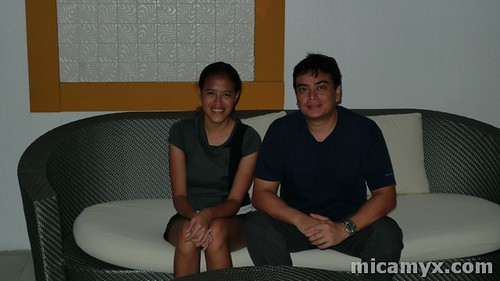 Me and Tito Raymond :)